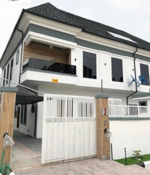 Newly Built Luxury 4 Bedroom Semi Detached Duplex with 1 Bq, Chevron, Lekki, Lagos, Semi-detached Duplex for Sale