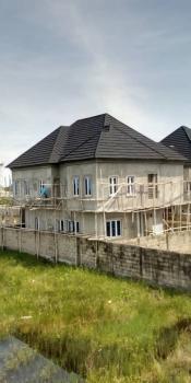 Land with 90 Percent Completed 4 Bedroom Detached Duplex, Beside Chevron Estate, Lekki Gardens Estate, Ajah, Lagos, Residential Land for Sale
