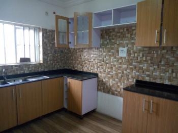 Clean 3 Bedroom Flat in an Estate, By Chevron Extension, Lekki Expressway, Lekki, Lagos, Flat for Rent