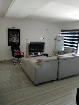Spacious Furnished Upstairs 2bedroom Flat with 24hrs Light, Before Sangotedo Shop Rite Ajah Lagos, Peninsula Garden Estate, Ajah, Lagos, Flat for Rent