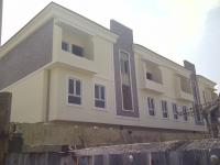 4 Bedroom Duplex (terrace) On A 2 Storey Building, , Lekki, Lagos, 4 Bedroom, 5 Toilets, 4 Baths House For Rent