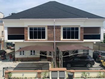 Luxury Built  4 Bedroom Semi Detached with First Class Interior and Perfectly Finished, Buena Vista Estate, By Chevron Toll Gate, Orchid Hotel Road, Lafiaji, Lekki, Lagos, Semi-detached Duplex for Sale