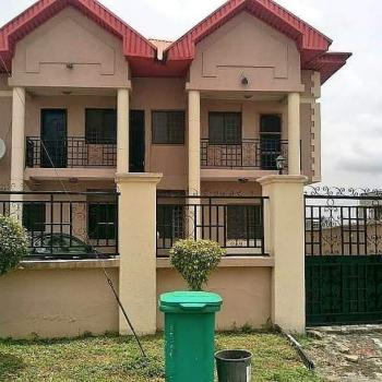 4 Bedroom  Duplex, Crown Estate Ajah, Crown Estate, Ajah, Lagos, Detached Duplex for Rent