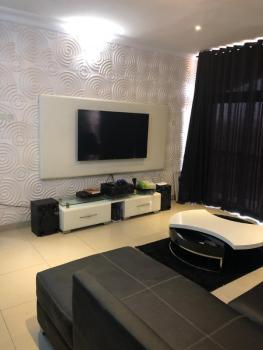 Shortlet - Luxury &  Serviced 3 Bedroom Apartment with Pool & Gym, Milverton Estate, Agungi, Lekki, Lagos, Flat Short Let