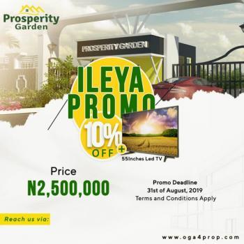 Land for Sale in Ibeju Lekki, 7 Minutes Drive to Lekki Free Trade Zone Ll, Iberekodo, Ibeju Lekki, Lagos, Residential Land for Sale