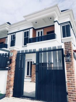 Fantastic 4 Bedroom Semi-detached Duplex with Bq, Orchid Hotel Road, Chevy View Estate, Lekki, Lagos, Semi-detached Duplex for Sale