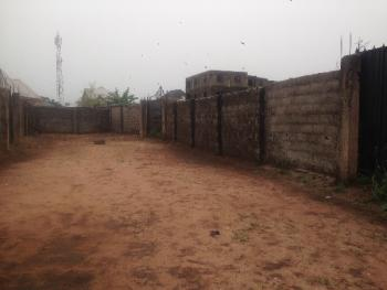 Empty Land Fenced with Gate, Federal Housing Road 7 Extension, New Owerri, Owerri, Imo, Residential Land for Sale