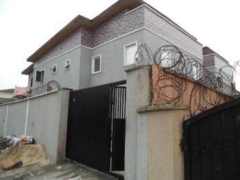 2 Wings of 4 Bedroom Duplex, Victory Estate, Thomas Estate, Ajah, Lagos, Semi-detached Duplex for Sale