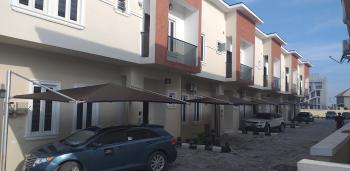 Tastefully Finished 4bedrooms Terrace Duplex, Off Orchid Road, Second Toll Gate Chevron, Lafiaji, Lekki, Lagos, Terraced Duplex for Rent