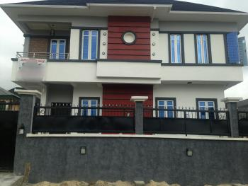 Newly Built and Well  Finished 5 Bedroom Detached Duplex with a Room Bq, Thomas Estate, Ajah, Lagos, Detached Duplex for Sale