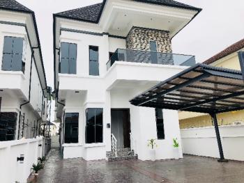 Luxury 5 Bedroom Duplex with a Room Bq, Chevy View Estate, Lekki, Lagos, Detached Duplex for Sale