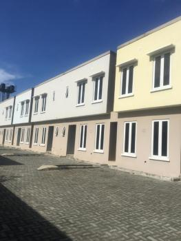 Brand New 3 Bedroom Terrace with a Room Bq, Peace Ville Estate, Ado, Ajah, Lagos, Terraced Duplex for Sale