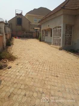 3 Bedroom Fully Detached Bungalow, Santos Estate, Lokogoma District, Abuja, Detached Bungalow for Sale