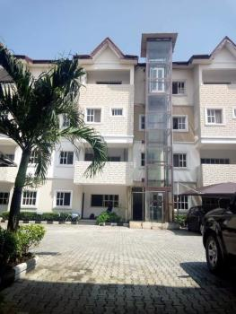 Four(4) Bedroom Terrace House with a Room Maid Room, Parkview, Ikoyi, Lagos, Flat for Rent