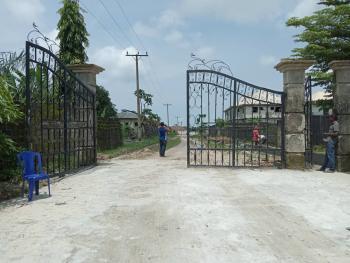 Estate Land 300sqm, Behind Shoprite, Sangotedo, Ajah, Lagos, Residential Land for Sale