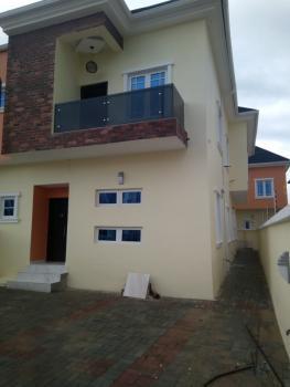 4 Bedroom Duplex with a Room Bq, Lekki Phase 1, Lekki, Lagos, Detached Duplex for Rent