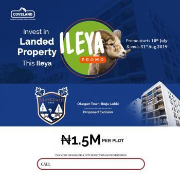 Estate Land, Close to Pan Atlantic University and Proposed Airport, Ibeju Lekki, Lagos, Mixed-use Land for Sale