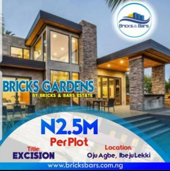 Estate Land, Ibeju Lekki, Lagos, Residential Land for Sale