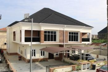 Brand New, Luxury and Superbly 4 Bedroom Semi-detached House with Boys Quarter, Lafiaji, Lekki, Lagos, Semi-detached Duplex for Sale