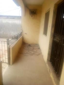 Affordable Massive 3 Bedroom Downstairs Closer to Main Road in a Nice Neighborhood, Tunde Odeyemi Street, Igando, Ikotun, Lagos, Flat for Rent