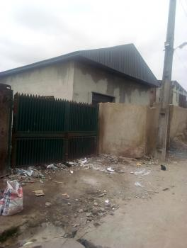 Massive Bay Warehouse Suitable for Storage Or Production, Off Bakare Bus Stop, Igando, Ikotun, Lagos, Warehouse for Rent