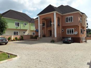 6 Bedroom Fully Detached Duplex with 2 Room Bq, Three Parlors and 2 Room Guest Chalet, Katampe Extension, Katampe, Abuja, House for Sale