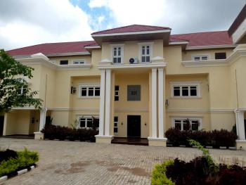 Luxury 3 Bedrooms Terraced Duplex with a Servant Quarter for Corporate Letting, Off Ibb Buleavard, Maitama District, Abuja, Terraced Duplex for Rent
