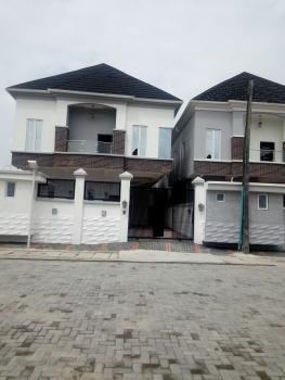 5 Bedroom Detached Duplex Plus Bq, Chevy View Estate, Lekki, Lagos, Detached Duplex for Sale