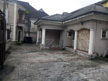 Magnificent and Exquisitely Finished 4bedroom Detached Bungalow with 2rooms Bq at Peter Odili Road , Port Harcourt, Rivers State., Off Peter Odili Road, Port Harcourt, Rivers, House for Sale
