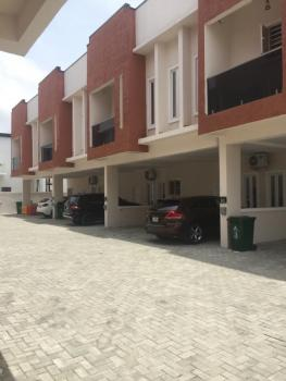 Luxury Service 4bedroom Terrace Duplex By The 2nd Toll Gate, Orchid Road, Lafiaji, Lekki, Lagos, Terraced Duplex for Rent