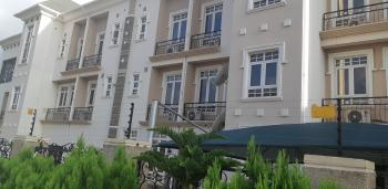 Top Notch 3 Bedrooms Flat with a Bq, Kado, Abuja, Flat for Rent