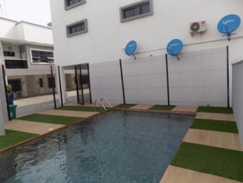 Tastefully Finished 3 Bedroom Terrace with Bq with Swimming Pool and 24 Hours Electricity, Ikate, Ikate Elegushi, Lekki, Lagos, Terraced Duplex for Sale