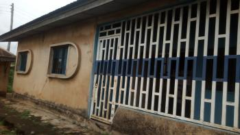Affordable 2flats of 3bedroom Each on 100ft By 80ft at Evbotubu in Ekenhuan Road, The Street Is Off Evbotubu Market Road Ekenhuan Road Benin City, Benin, Oredo, Edo, Block of Flats for Sale