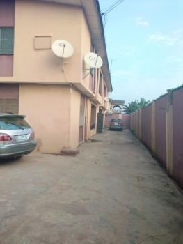 3 Bedroom Flat with 3 Bathroom and 3 Toilet, Edun Alaran Street Ahmadiya, Ijaiye, Lagos, Flat for Rent