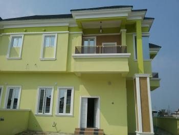Tastefully Finished 4 Bedroom Duplex + 1 Room Bq, Thomas Estate, Ajah, Lagos, Semi-detached Duplex for Sale