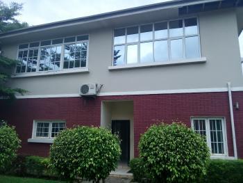 Massive 5 Bedroom Duplex with a Bq, Lake View Estate House Dd 37, Jabi, Abuja, Detached Duplex for Rent