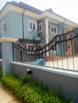 New Luxury Executive 3 Bedroom En Suit with Pop Flat in Serene Estate.rental Value for 3bed Is 1m per Anum, Akowonjo, Alimosho, Lagos, Block of Flats for Sale