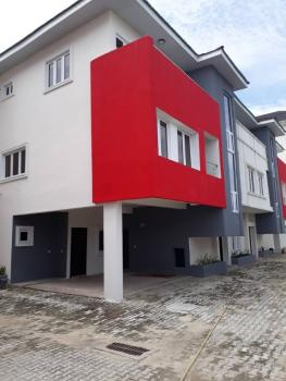 Luxury 4bedroom Terraced Duplex, Osapa, Lekki, Lagos, Terraced Duplex for Sale