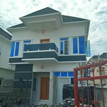 a Well Built 4 Bedroom Fully Detached Duplex with a Bq, Ocean Breeze Estate, Ologolo, Lekki, Lagos, Detached Duplex for Sale