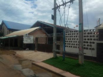 1,700 Square Meters 1 Pole From Onitsha Road Fenced with Gate for Sale, New Owerri, Owerri, Imo, Commercial Land for Sale