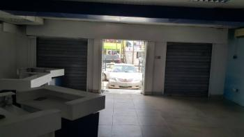 Ground Floor Space for Commercial Office, Showroom, Telecommunication Restaurant, Opebi, Ikeja, Lagos, Office Space for Rent