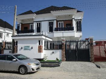 5 Bedroom Semi-detached Duplex with 1 Room Boys Quarter, Off Orchid Hotel Road, Chevron Toll Gate, Lafiaji, Lekki, Lagos, Semi-detached Duplex for Sale