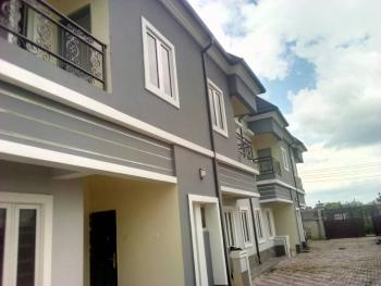 Luxury 2 Bedroom Duplex with Constant Power and Security, Shell Co Operative, Eliozu, Port Harcourt, Rivers, Detached Duplex for Rent