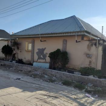 Pristine 4 Bedroom Detached Bungalow with a Room & Parlour Bq, Olokonla, Ajah, Lagos, Detached Bungalow for Sale