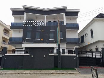 Perfectly Finished 4 Bedroom Semi Detached Duplex with a Domestic Quarter, Idado, Lekki, Lagos, Semi-detached Duplex for Sale