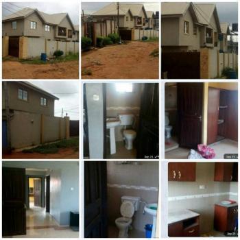 4 Units of 2 Bedroom Flat, Grammer School, Ita Ona, Ikorodu, Lagos, Detached Duplex for Sale