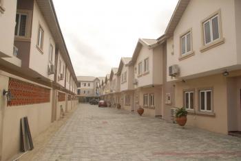 Service 3 Bedrooms Duplex, Aviva Estate, Behind Femi Okunu Estate, 1st Gate, Lekki, Lagos, Terraced Duplex for Sale