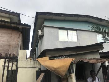 Distress 2 Units of 4 Bedrooms Semi Detached Duplexes with Bq Each, Ogunlana, Surulere, Lagos, Detached Duplex for Sale