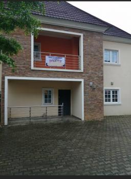 a Well Maintained 3 Bedroom Semi-detached Duplex House Within a Serene Estate Environment, By Cedacrest Hospital, Apo, Abuja, Semi-detached Duplex for Rent