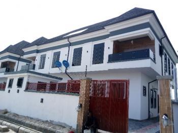 Brand New 4 Bedroom Detached Duplex, By Chevron Alternative Route, Lekki Expressway, Lekki, Lagos, Semi-detached Duplex for Sale